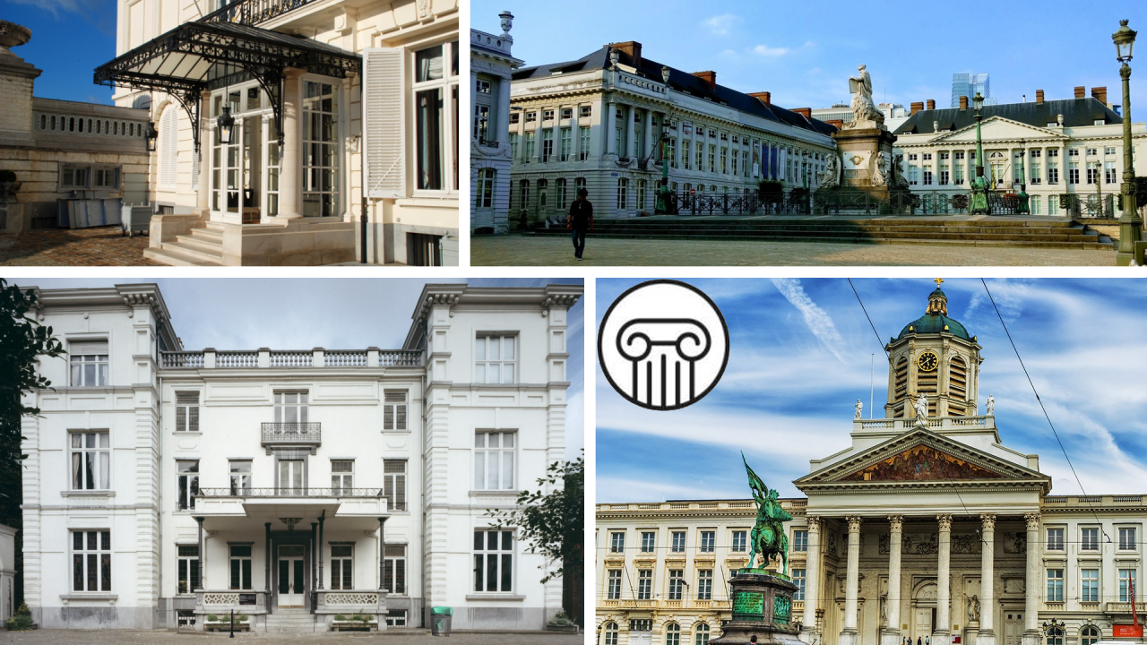 Brussels Biennale - Neoclassic : Pass 1 day : SATURDAY 10 October 2020