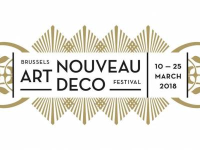 Het Brussels Art nouveau & Art Deco Festival 2018 : belangrijke data