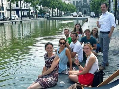 De Club van de Vrienden van Explore.Brussels